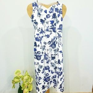 🌴SALE! Muxxn Vintage Floral Halter Dress